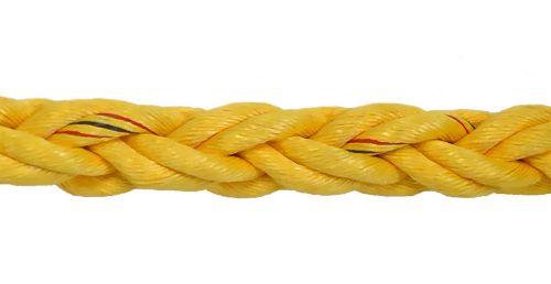 48mm 8-strand Polysteel Mooring Rope - coil