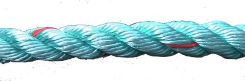 28mm Green PolySteel Rope sold by the metre