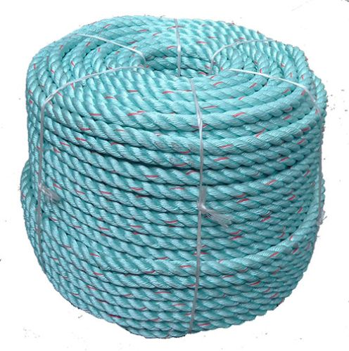 28mm Green PolySteel Rope - 220m Coil