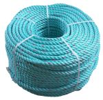 14mm Green PolySteel Rope - 220m coil