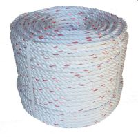 14mm White Polysteel Rope 220m coil