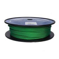 6mm Green Braid on Braid Polyester 100m reel