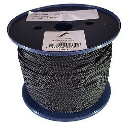 Black Polyester Cord