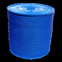 14mm Blue Hollow Braid Polyethylene 220m Reel