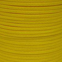 3mm Yellow Hollow Braid Polyethylene 170m Reel