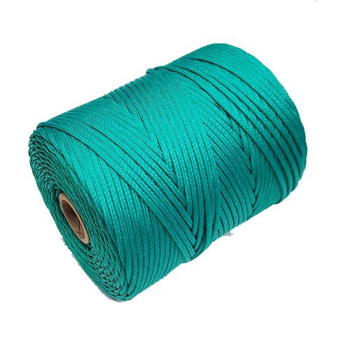 5mm Green PE Braid - 2kg spool