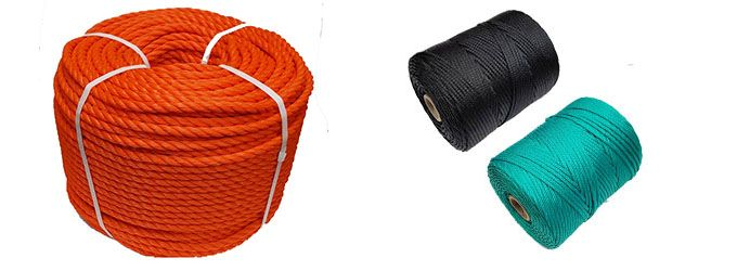Polyethylene Rope & Braid