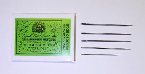 Sailmakers Needles - Pack of 5