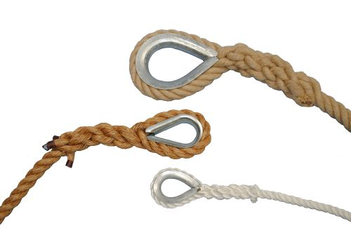 Hard Eye Splice For 28mm to 32mm Rope