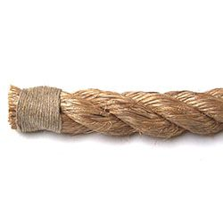 Whipped End on Natural Fibre Rope - No Fray! | Ropes Direct