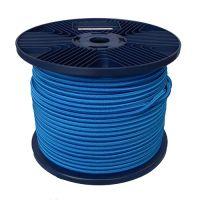 3mm Blue Shock Cord 100m reel
