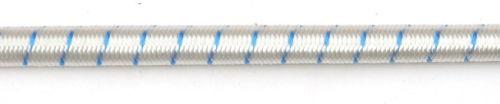 10mm White Fleck Shock Cord per metre