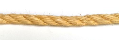 12mm Sisal Rope sold by the metre