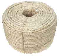 24mm Sisal Rope sold by the 220m coil