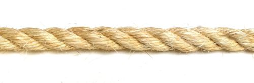 20mm Sisal Rope sold by the metre