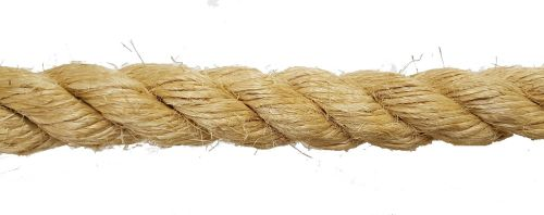 32mm Sisal Rope sold by the metre