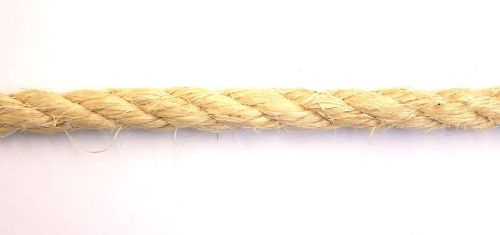 10mm Superior Sisal Rope sold by the metre