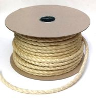 12mm Superior Sisal Rope on a 50m reel
