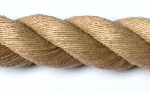 48mm Synthetic Hemp Rope sold by the metre