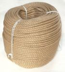 8mm Synthetic Hemp Rope sold in a 220 metre coil