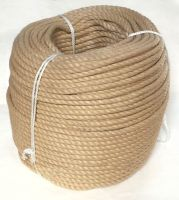 6mm Synthetic Hemp Rope sold on a 220 metre coil