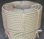 32mm Synthetic Hemp Rope in a 220 metre coil