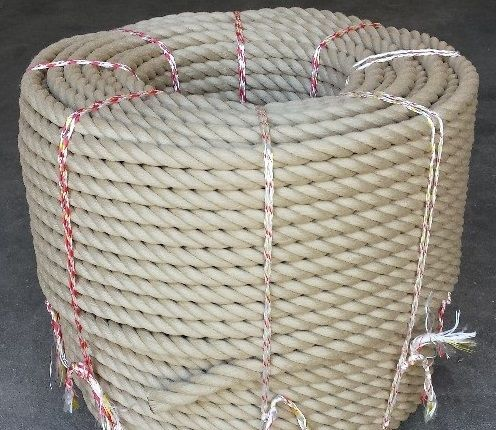 24mm Synthetic Hemp Rope sold in a 220 metre coil