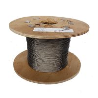 1.5mm x 100m 7x7 Steel Wire Rope