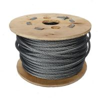 5mm x 50m 7x7 Steel Wire Rope