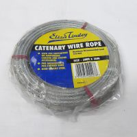 3mm x 30m Catenary Steel Wire Rope