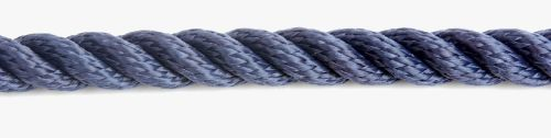 12mm Navy Blue Yacht Rope sold by the metre