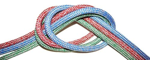8mm Blue Dyneema Cruise sold by the metre