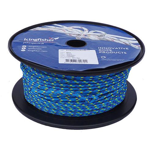 4mm Blue Evo Performance - 100m reel