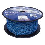 7mm Blue Evolution Sheet rope - 100m reel