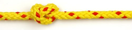 8mm Yellow Floatline sold by the metre