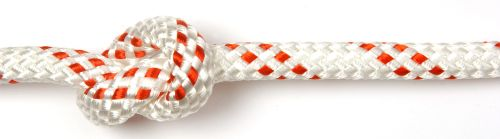 8mm Kingbraid with Red Fleck sold by the metre