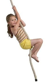 Childrens Ready-made Climbing rope