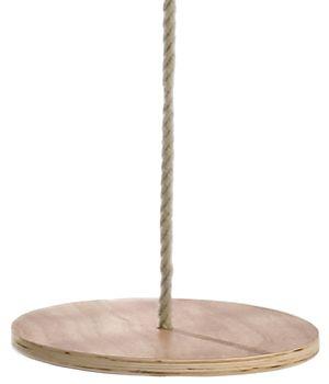 Wooden Monkey Swing