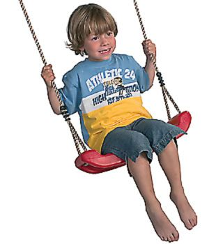 Moulded Swing Seat