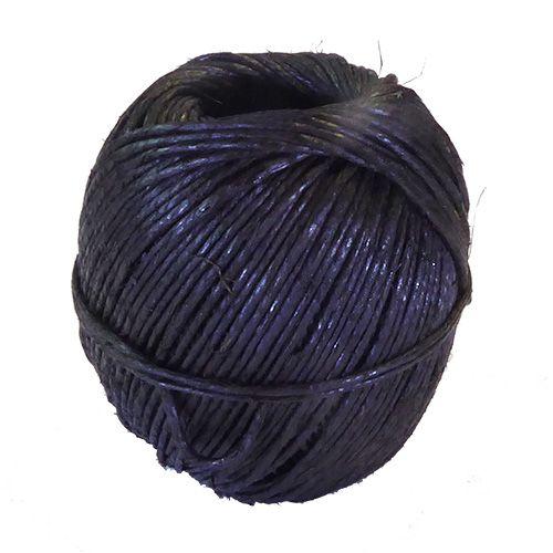 Medium Tarred Flax Marline Twine 250gm ball